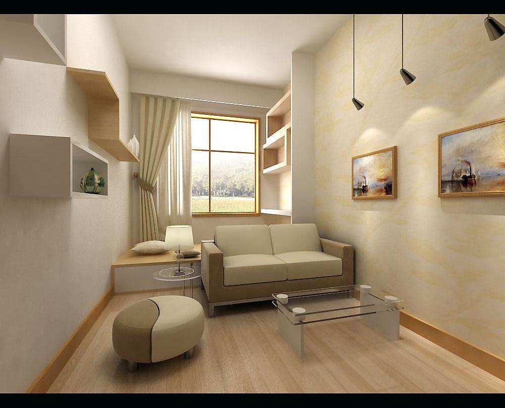 小户型楼中楼梯子的设计图